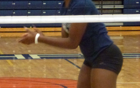 Senior volleyball star joins Blue Jays
