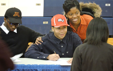 Record Number of Athletes Sign Letters of Intent