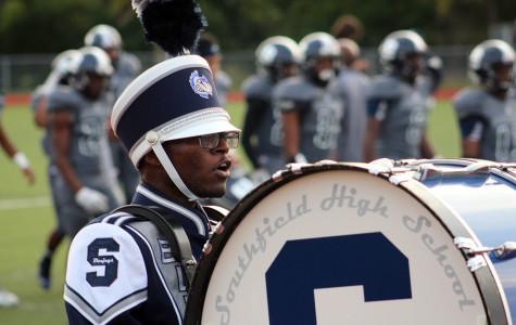 Marching Band Plans D.C. Return