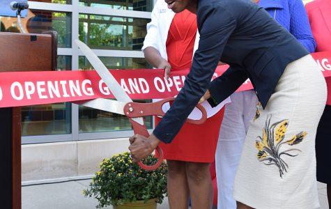 Ribbon-Cutting Celebrates New School