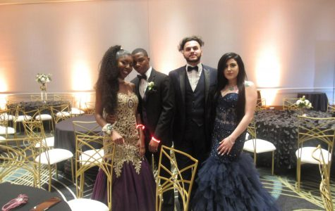 Southfield A&T Seniors Celebrate During the 2017-2018 Prom