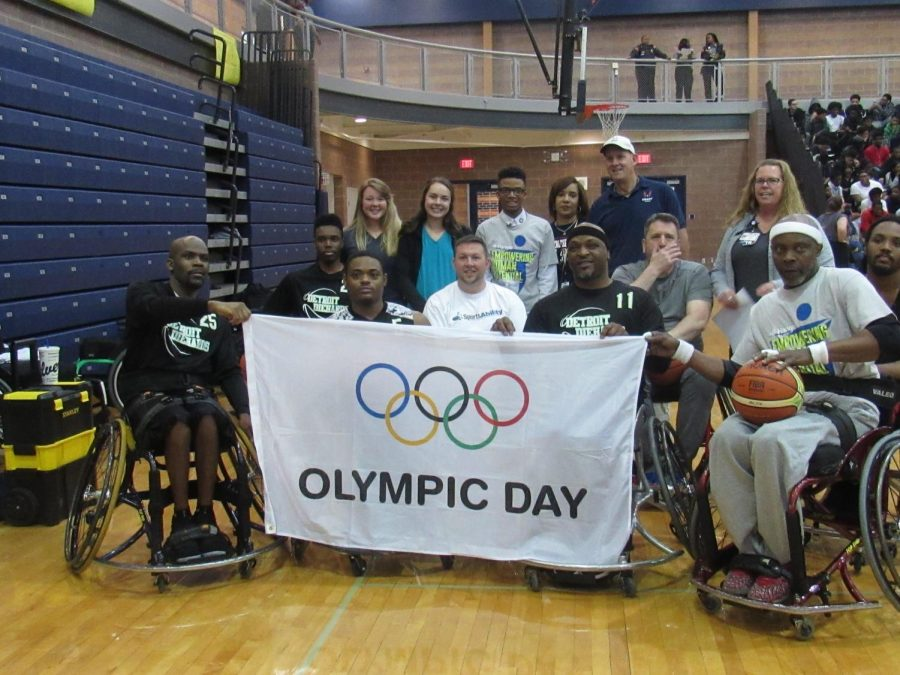 Olympic Day Vision Comes Into Play at SHS A&T – The