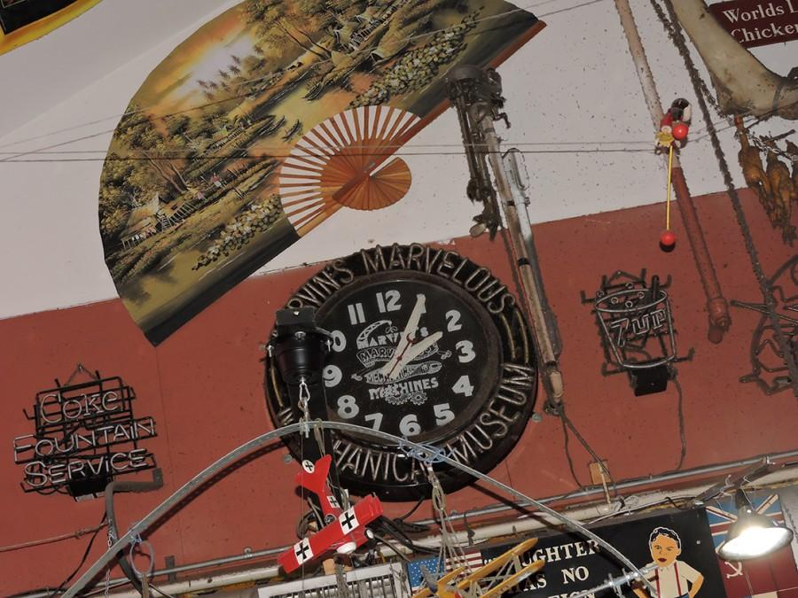 At Marvin's Marvelous Mechanical Museum, it's always time to have fun.