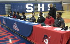 Prospects sign letters of intent during National Signing Day!
