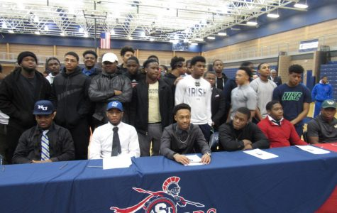 Warrior Athletes lead the way during National Signing Day!