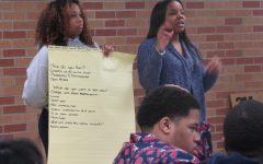 Students Discuss Plans for School's Future!