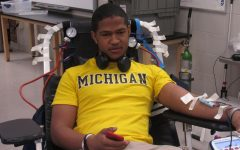 Students and Staff Give Blood to Help Save Lives