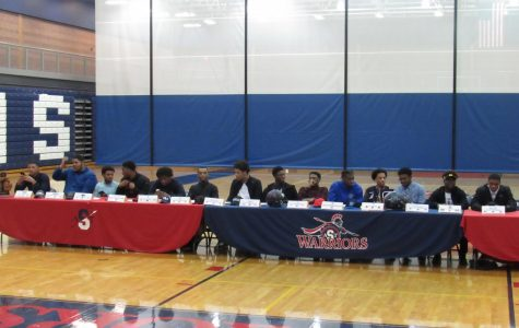 Shouthfield A&T 2019 Official Signing Day