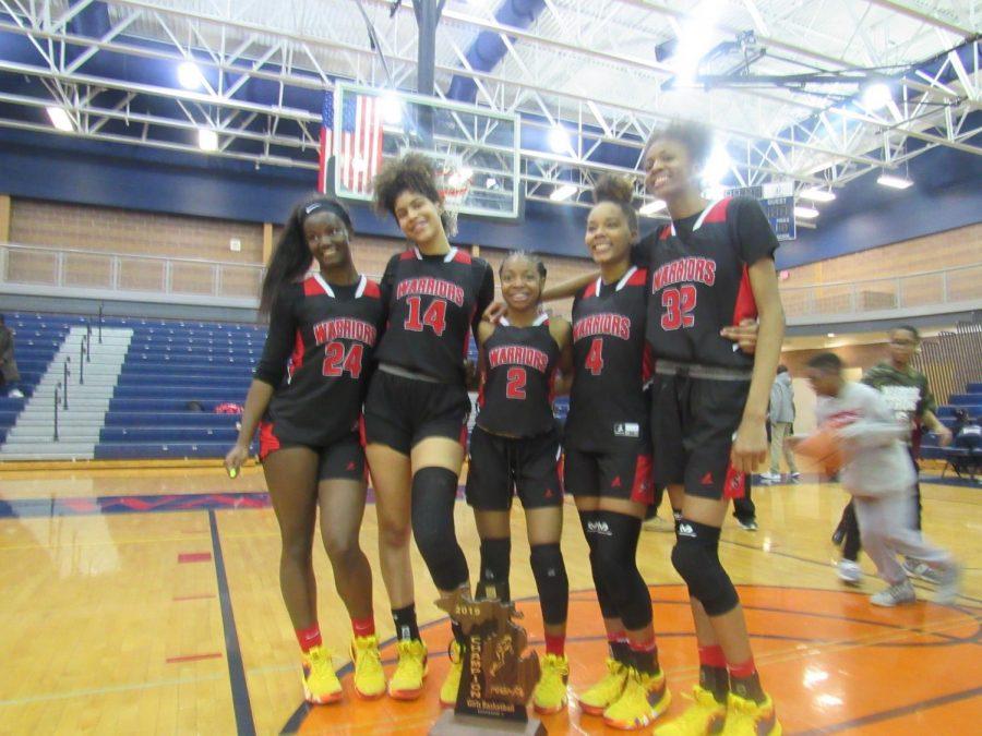 Southfield A&T Womens Basketball Reach State Finals